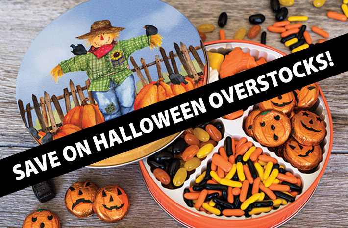 Sweet & Spooky Halloween Treats!