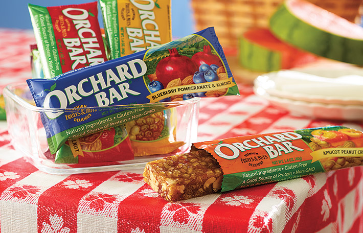 The Sweet Energy of Orchard Bar!