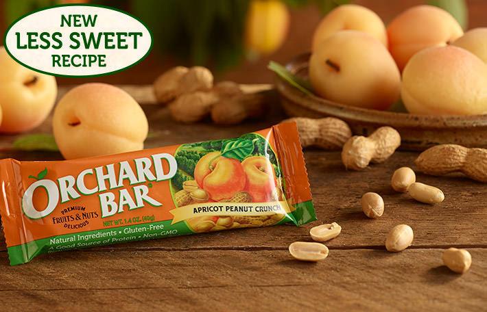Apricot Peanut Crunch