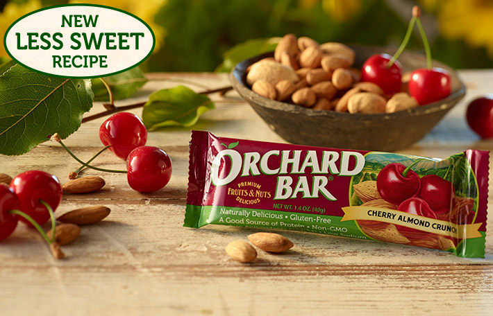 Cherry Almond Crunch