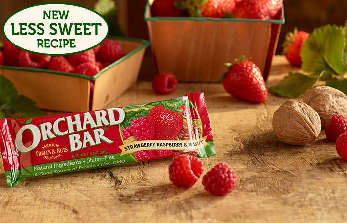 Strawberry Raspberry & Walnut