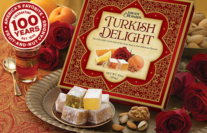 Try Our Exotic Turkish Delight!