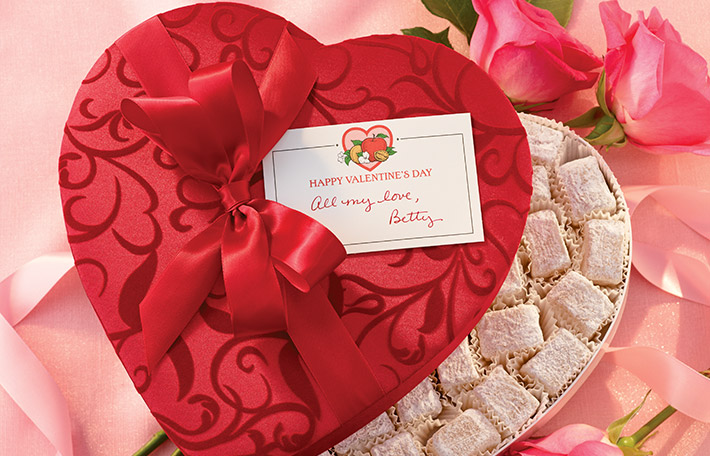 Sweet Treats for Your Valentine...