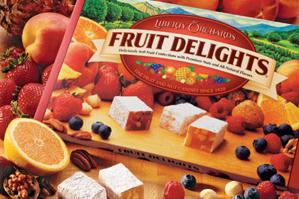 Fruit Delights Gift Box, $9.95 to $56.95