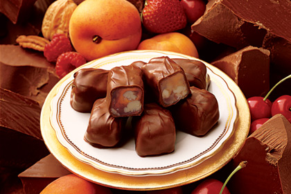 Fruit Chocolates Gift Box, $10.95 to $37.95