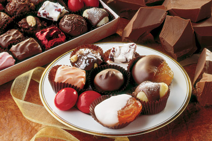 Orchard Chocolates Gift, $22.95 to $64.95