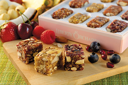Orchard Bars Sample Gift Box