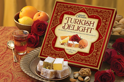 Turkish Delight, $10.95
