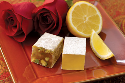 Rose & Lemon Delight, $10.95