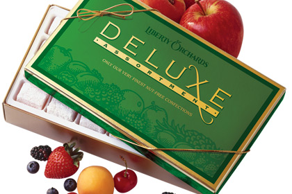Nut-Free Deluxe Assortment Gift, $11.95 to $22.95