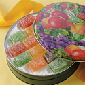 Fruit Sparklers Deluxe Tin, $17.95