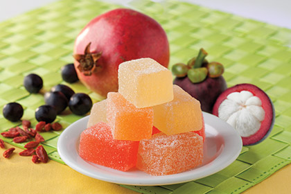 Nut Free Super Fruit Sparklers, $11.95