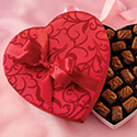 Fruit Chocolates Valentine Hearts $15.95 to $29.95