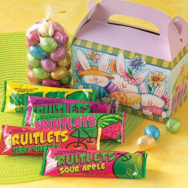 Easter Baskette Gift Box