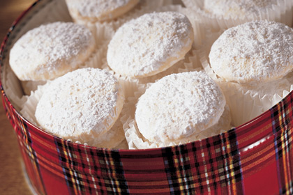 Kourabia Shortbread Tin, $31.95