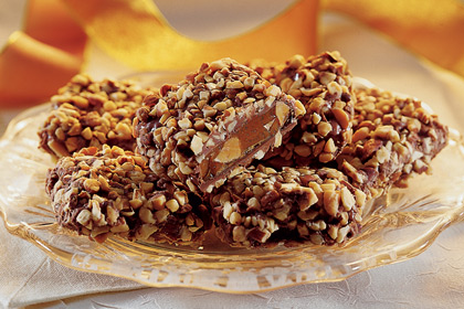 Almond Butter Toffee, $22.95