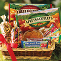 NEW! Pacific Northwest Favorites Gift Basket, $49.95