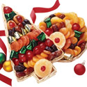 Dried Fruit Trays, $22.95 to $36.95