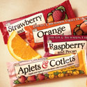 Fruit & Nut Bars, $19.95 to $21.95