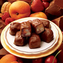 Extra-Nut Fruit Chocolates, $10.95 to $19.95