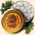 Collectible Golden Gift Tin, $19.95