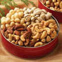 Signature Nuts Gift Tins, $19.95