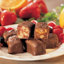 Sugar-Free Fruit Chocolates, $13.95 to $26.95