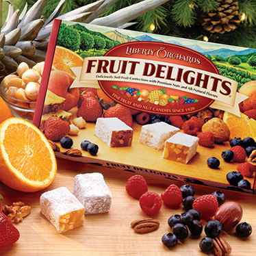 Fruit Delights Twelve Pack Case