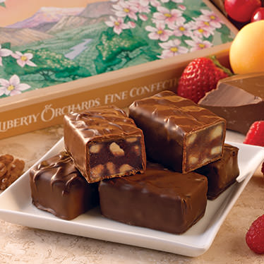 Extra-Nut Fruit Chocolates