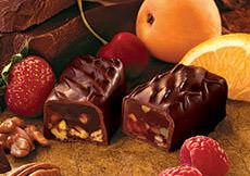 Dark Fruit Chocolates