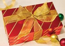 Holiday Chocolates Trio Gift
