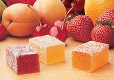 Fruit Parfaits Sparklers