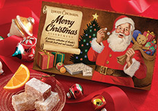 Merry Christmas Assortment Gift Box