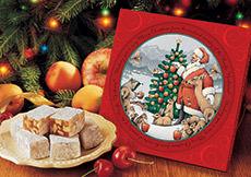 Merry Christmas Santa Assortment Gift Box
