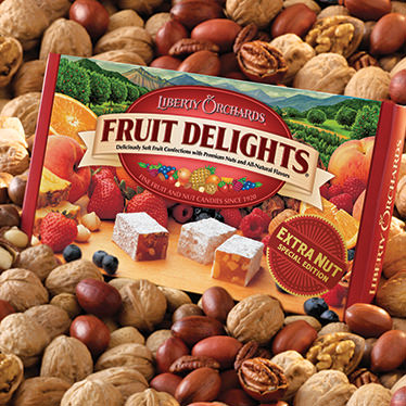Extra Nut Fruit Delights
