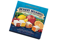 Dessert Delights Square Holiday Boxes