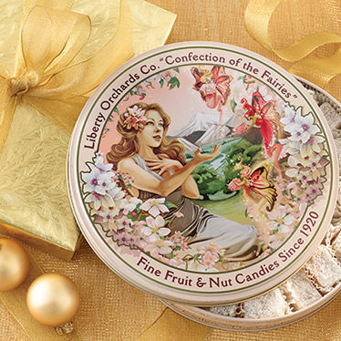 Candy Fairies Gift Tin