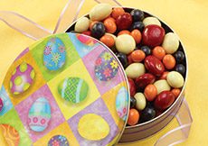 Easter Berry Bites Gift Tin