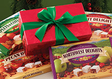 Holiday Treasures 4-Box Gift
