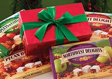 Holiday Treasures 4-Box Gift