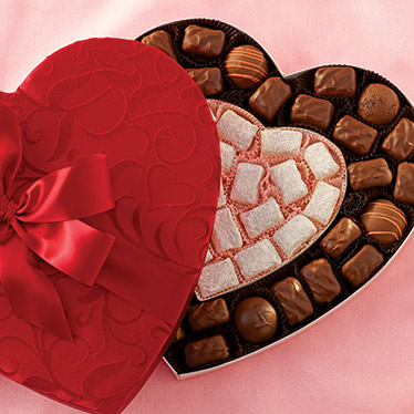 Sweetheart Assortment Heart
