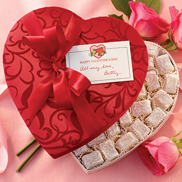 Liberty Orchards Valentine Hearts