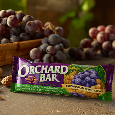 Concord Grape Peanut Crunch