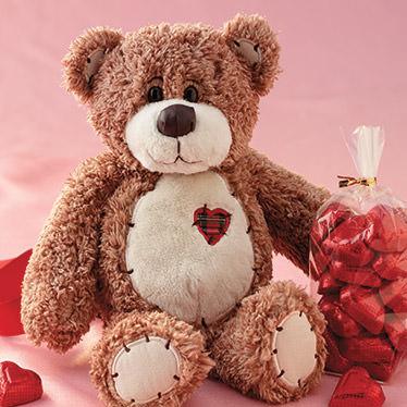Valentine Bear Hug