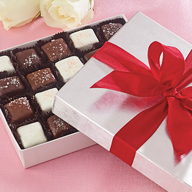 Salted Caramels Gift Box