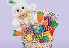 Easter Treasures Basket
